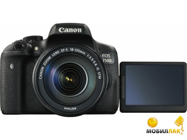 Canon EOS 750D kit 18-135 IS STM Canon