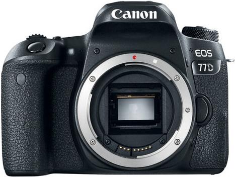Canon EOS 77D BODY Canon