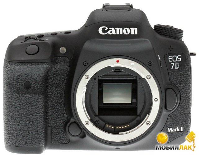 Canon EOS 7D Mark II Body Canon