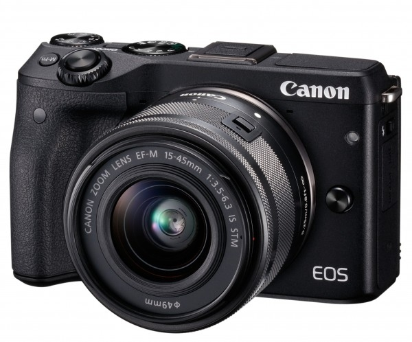 Canon EOS M3 15-45mm IS (9694B201AA) Canon