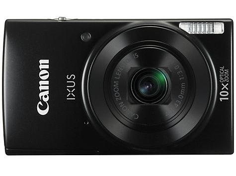 Canon Ixus 182 Black Canon