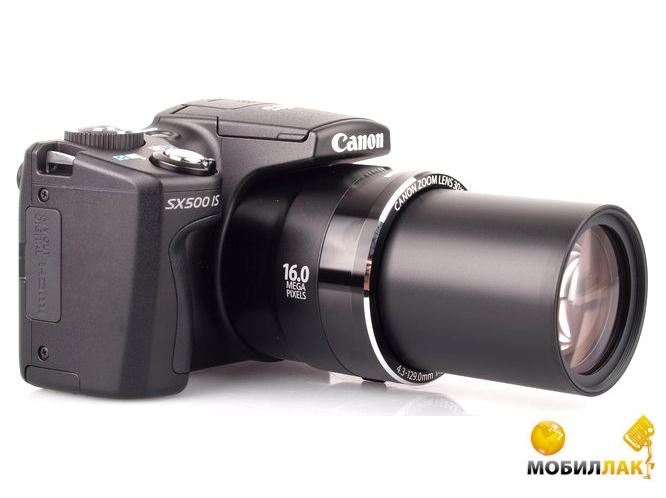 Canon PowerShot SX5 IS — купить фотоаппарат по