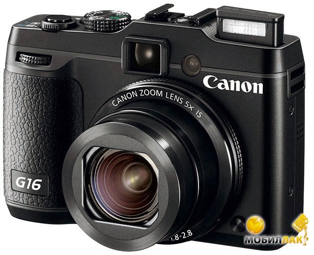 Canon Powershot G16 c Wi-Fi MobilLuck.com.ua 7384.000