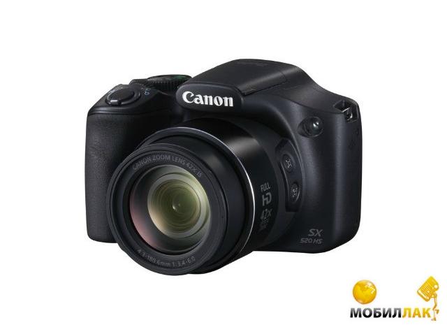 Canon Powershot SX530 IS Black Canon