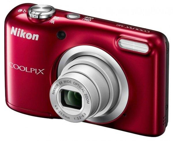 Nikon Coolpix A10 Red Nikon