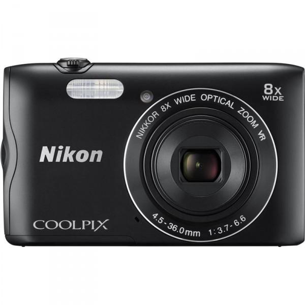 Nikon Coolpix A300 (VNA961E1) Black Nikon