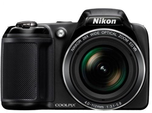 Nikon Coolpix L340 Black (VNA780E1) Nikon