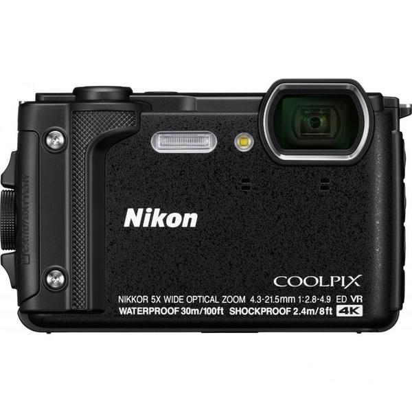 Nikon Coolpix W300 Black (VQA070E1) Nikon