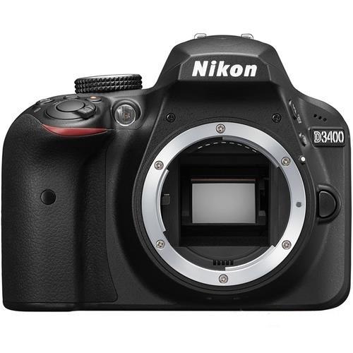 Nikon D3400 Kit 18-140 VR Nikon