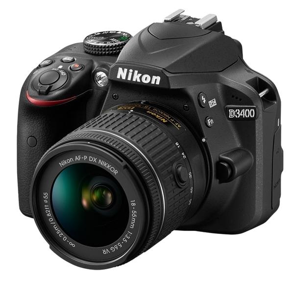 Nikon D3400 Kit 18-55 VR AF-P Nikon