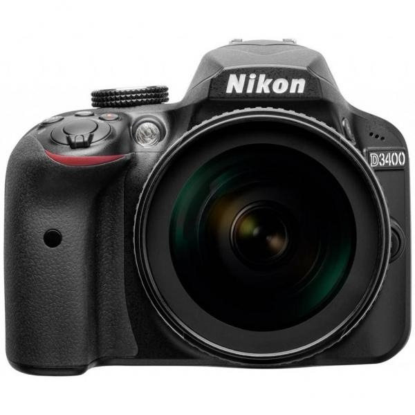 Nikon D3400 Kit AF-S DX 18-105 VR (VBA490K003) Nikon