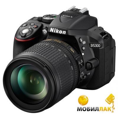 Nikon D5300 KIT AF-S DX 18-105 VR (VBA370KV04) Nikon