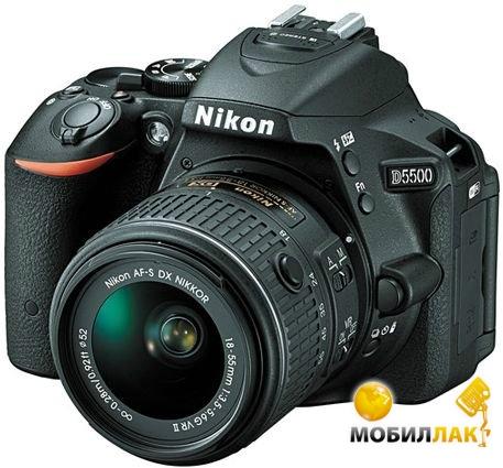 Nikon D5500 Kit 18-55 VR II Nikon