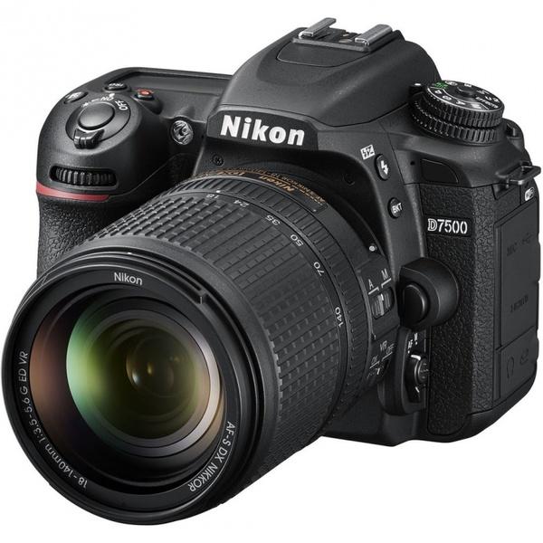 Nikon D7500 Kit 18-140VR (VBA510K002) Nikon