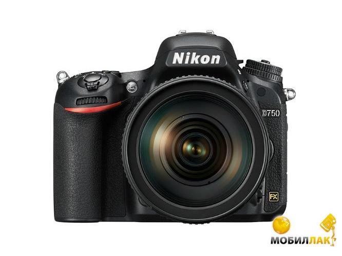 Nikon D750 24-120 мм (VBA420K002) Nikon