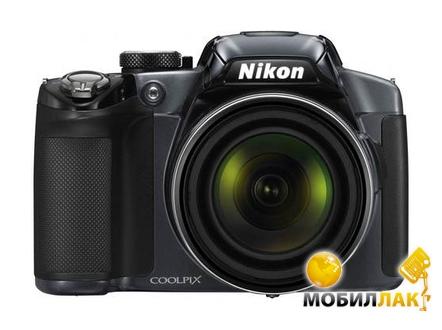 Nikon P510 Black MobilLuck.com.ua 3836.000