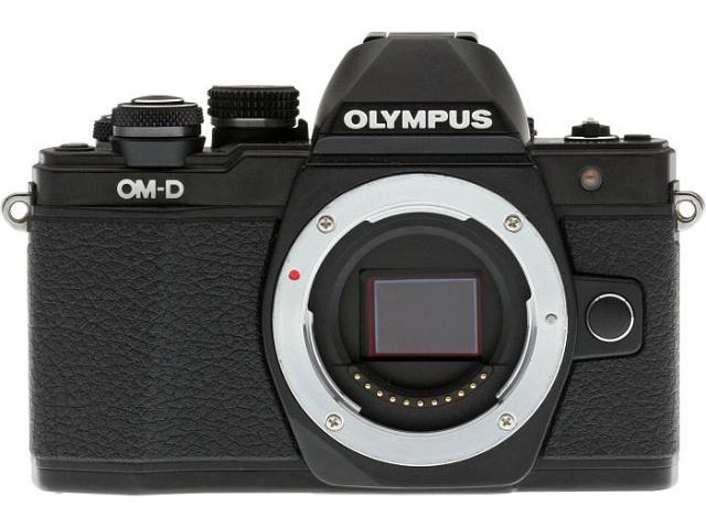 Olympus E-M10 mark II Body Black Olympus