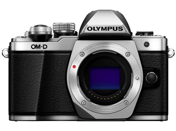 Olympus E-M10 mark II Body silver Olympus