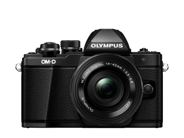 Olympus E-M10 mark II Pancake Zoom 14-42 Kit Black/Black Olympus