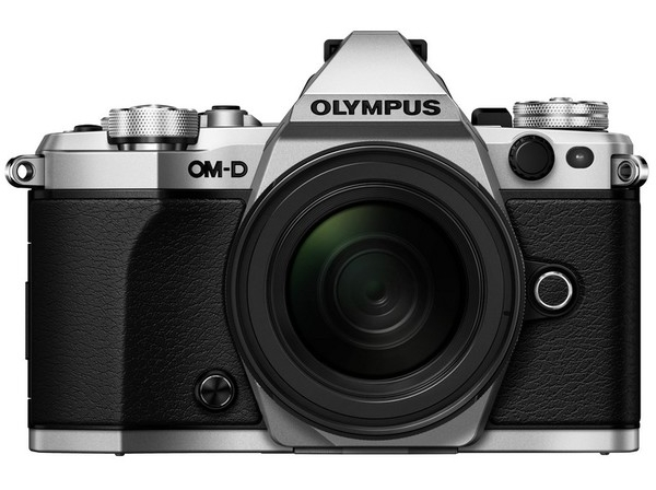 Olympus E-M5 mark II 12-50 Kit Silver/Black Olympus
