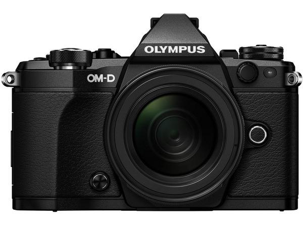 Olympus E-M5 mark II 12-50 Kit black/black Olympus