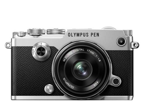 Olympus PEN-F 17mm Kit Silver/Black Olympus