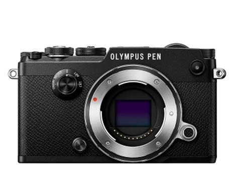 Olympus PEN-F Body Black Olympus