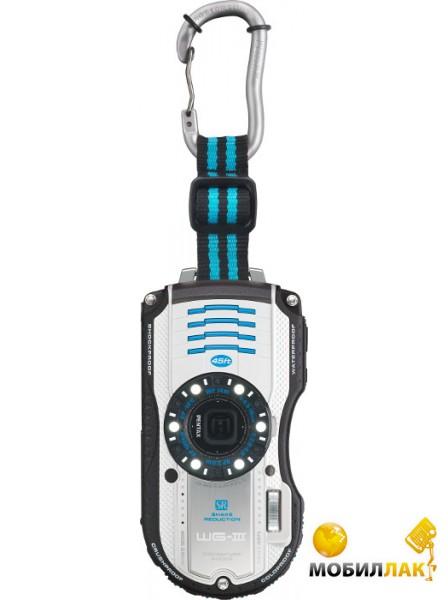 Pentax Optio WG-3 White-Blue MobilLuck.com.ua 3905.000
