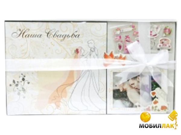 Pioneer ScrapBookKit Our Wedding MobilLuck.com.ua 356.000