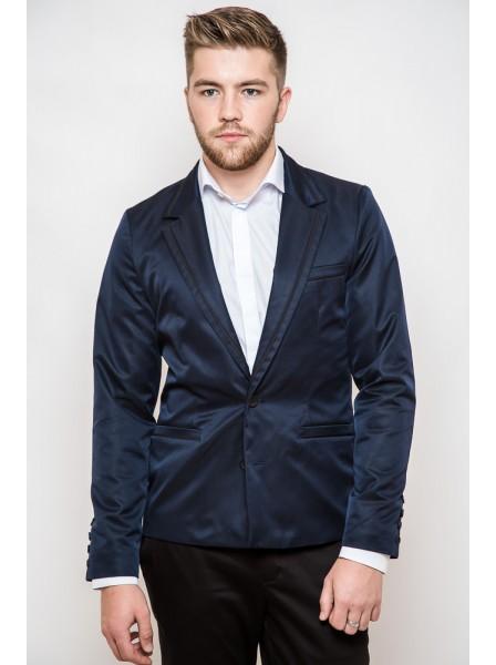 Пиджак без плечиков мужской