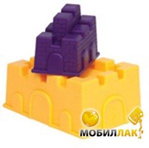 Battat Построй замок (2 пасочки-замка, манго и сливовый) (BX1336Z) Battat