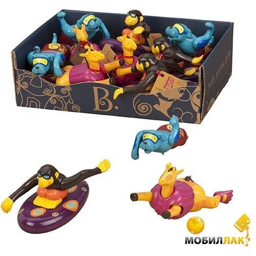 Battat Веселые Пловцы (для игры в ванной) Battat
