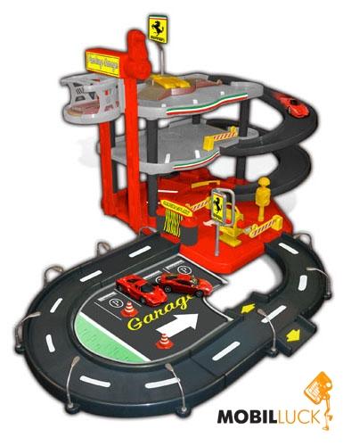 Bburago гараж Ferrari (18-31204) Bburago