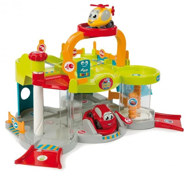 Игровой набор Smoby Мой первый гараж (120402)