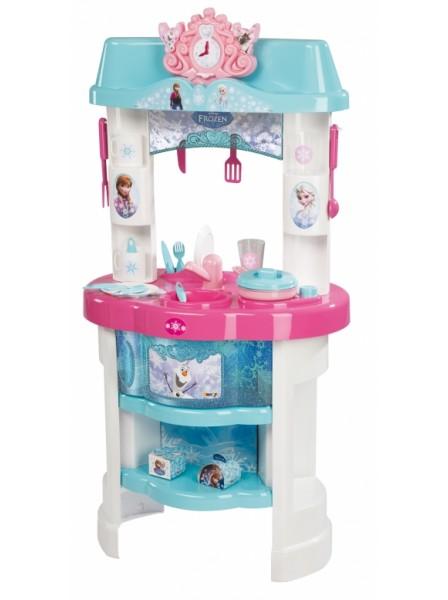 Детская кухня Smoby Frozen (24498)