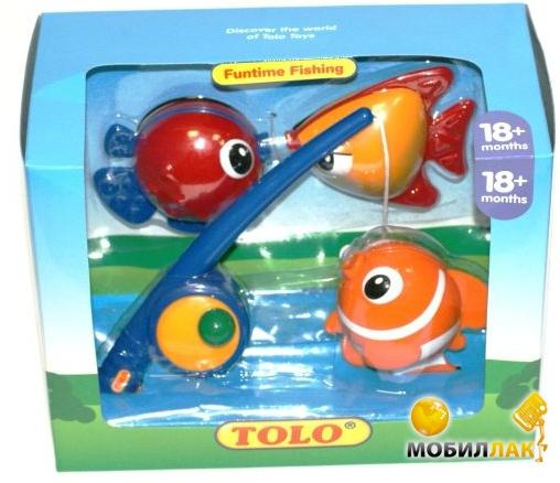 игровой набор веселая рыбалка