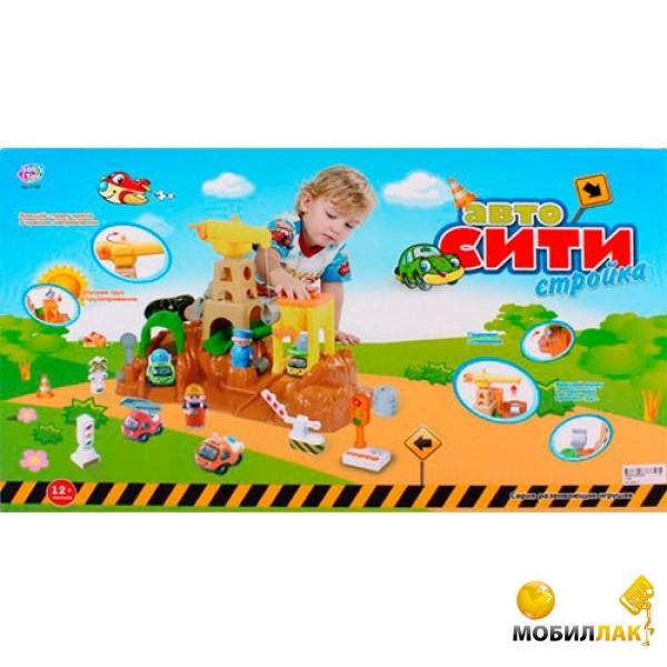 Joy Toy Гараж 7190 Joy Toy