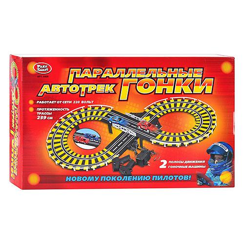 Joy Toy Параллельные гонки (0809) Joy Toy
