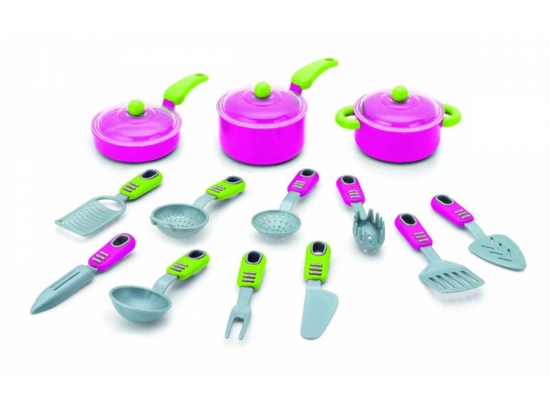 Игровой набор KeenWay Кухонный набор 16 предметов (K21682)