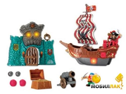 KeenWay Пиратский остров, крепость и корабль (K10763) KeenWay