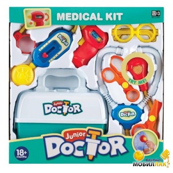 KeenWay Юный доктор, игровой набор (K30577) KeenWay