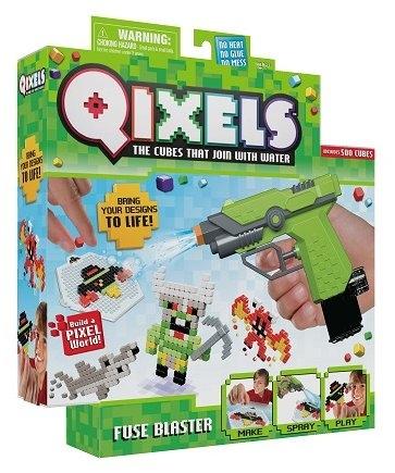 Qixels Водный бластер (87007) Qixels