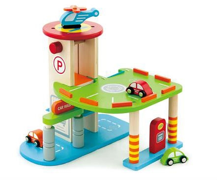 Viga Toys Гараж (59963VG) Viga Toys