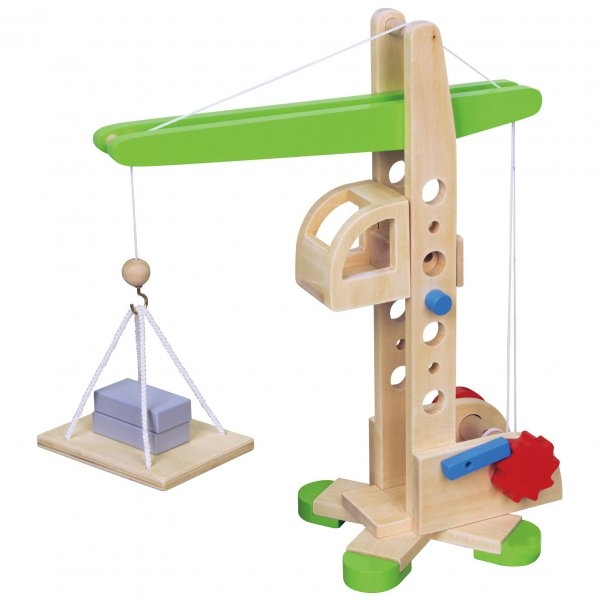 Viga Toys Подъемный кран (59698) Viga Toys