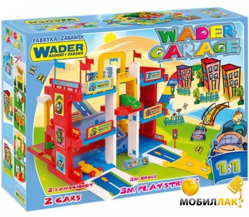 Игровой набор Wader