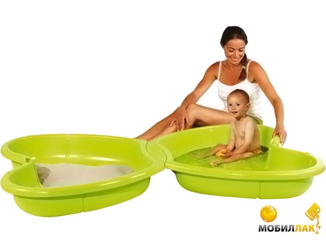 Smoby Песочница-бассейн (310143) MobilLuck.com.ua 607.000