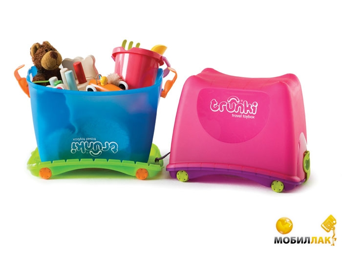 Trunki Ящик для игрушек TOY BOX BLUE (TRUA-0051) MobilLuck.com.ua 749.000