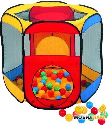Unix Палатка Окна + 100 шариков (LI-621) MobilLuck.com.ua 493.000