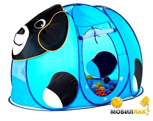 Unix Палатка Собачка с набором шариков (LI-668) MobilLuck.com.ua 843.000