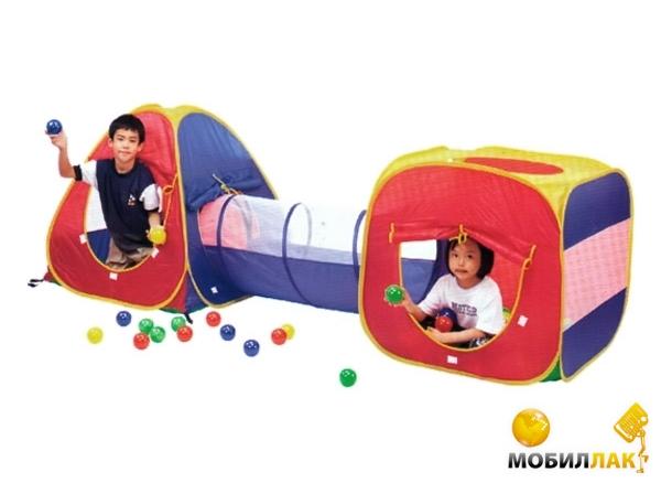Unix Палатка Твист-туннель с набором шариков (LI-629S) MobilLuck.com.ua 673.000